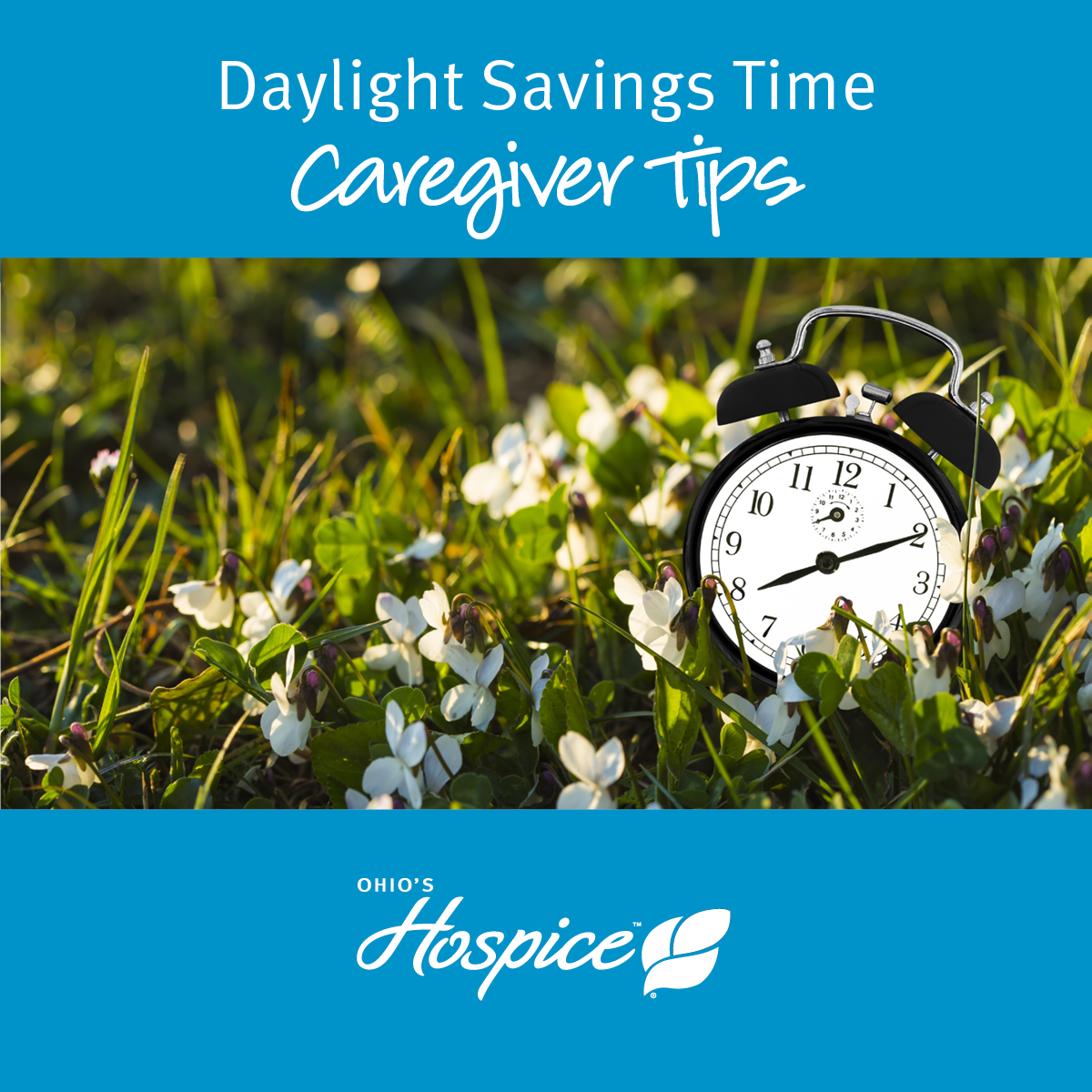 Ohio's Hospice Daylight Savings Time