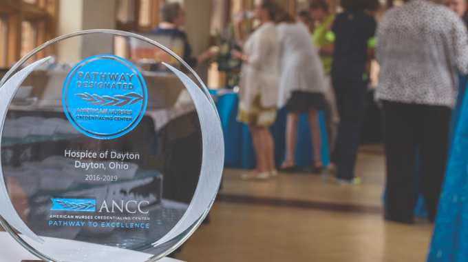 Ohio's Hospice Of Dayton First Hospice In Nation To Earn Pathway To Excellence Designation
