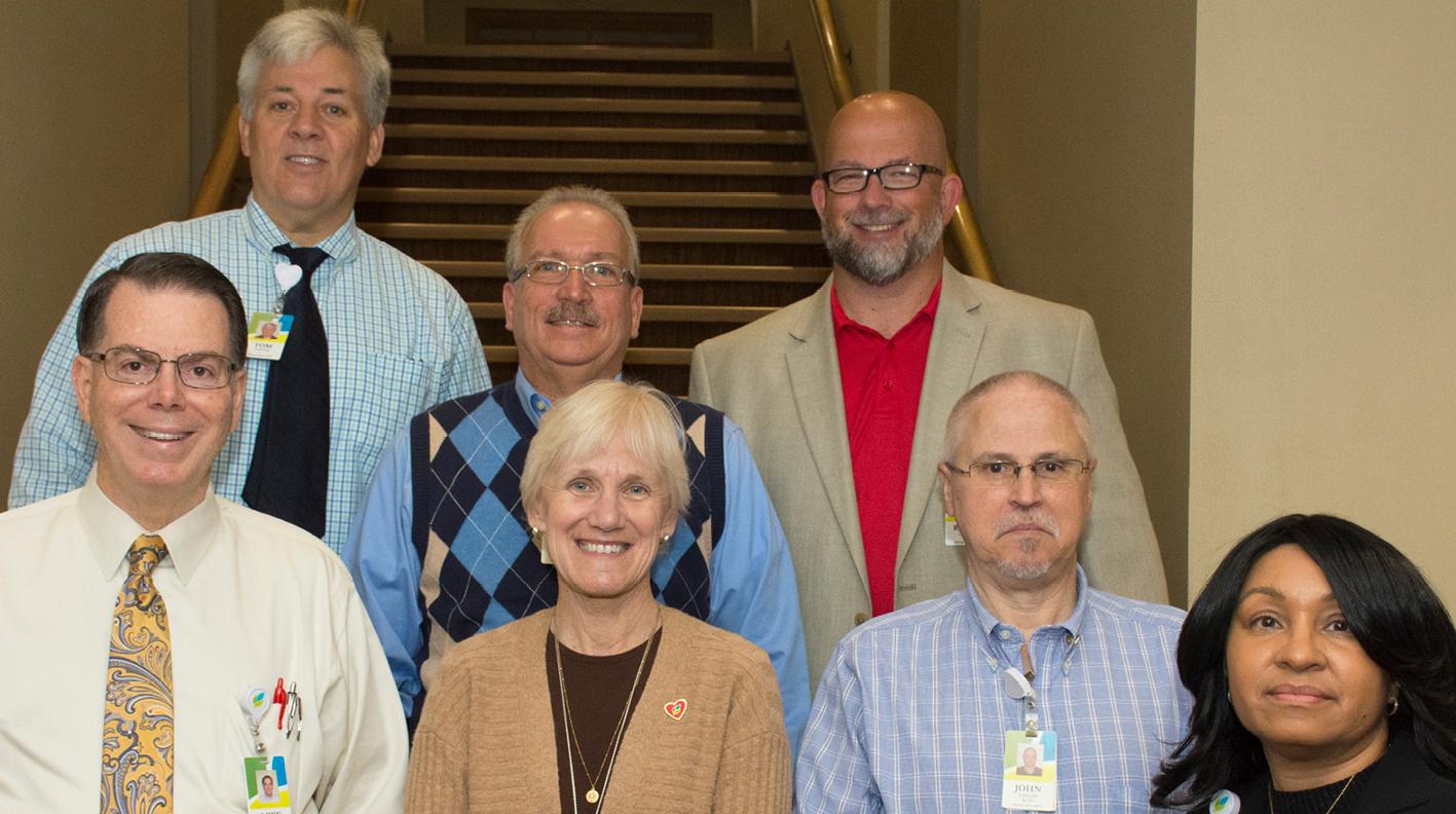 Chaplains Lift Spirits Of Patients & Families