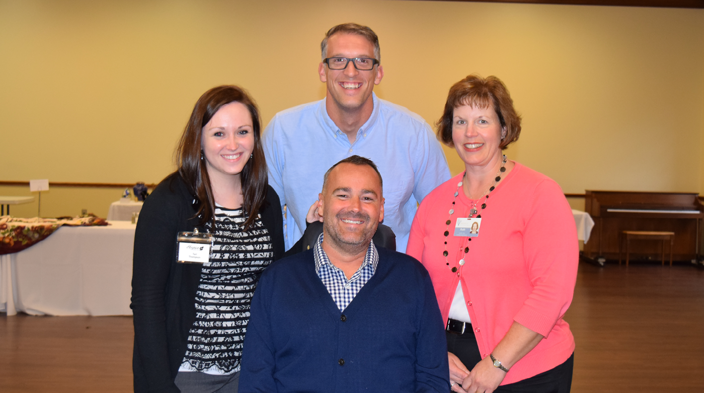 Hospice Of Central Ohio Fall Conference Highlights Health, Wellness And An Inspirational Friendship