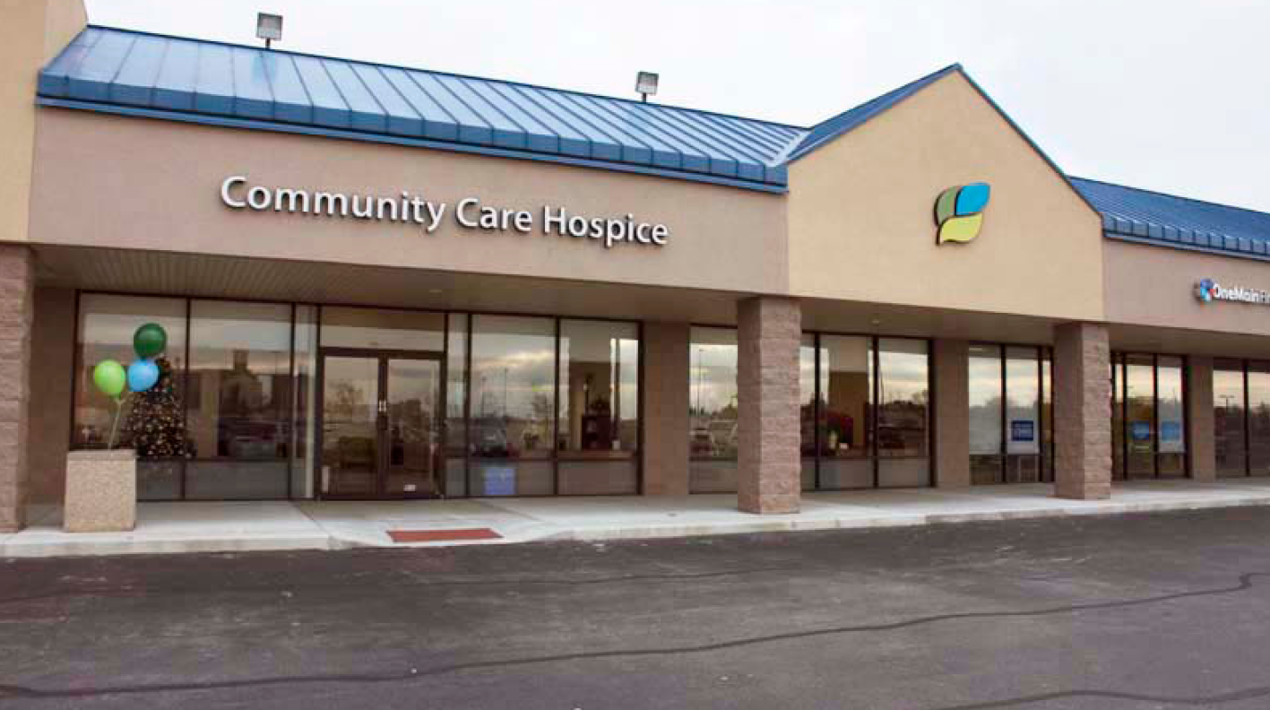 COMMUNITY CARE HOSPICE CELEBRATES NEW OFFICES WITH OPEN HOUSE