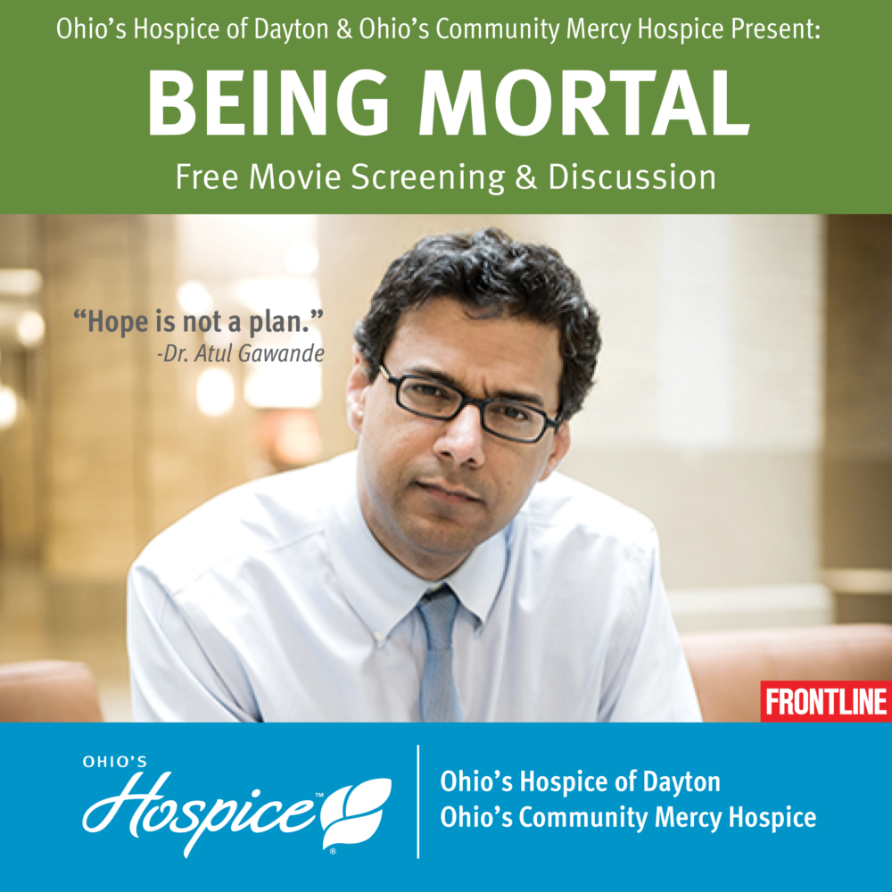 Ohio's Hospice Affiliates Announce Film Screening And Discussion