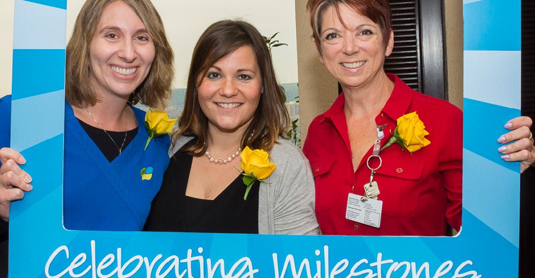 Ohio's Hospice Celebrates Staff Tenure