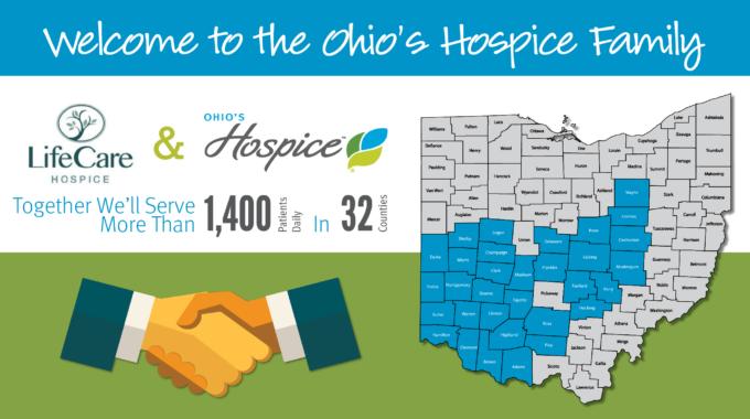 LifeCare Hospice Joins Ohio's Hospice StrategicPartnership