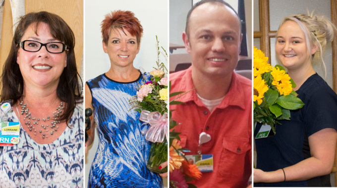 Ohio's Hospice Bouquet Of Recognition Honors Staff For Superior Care And Superior Service