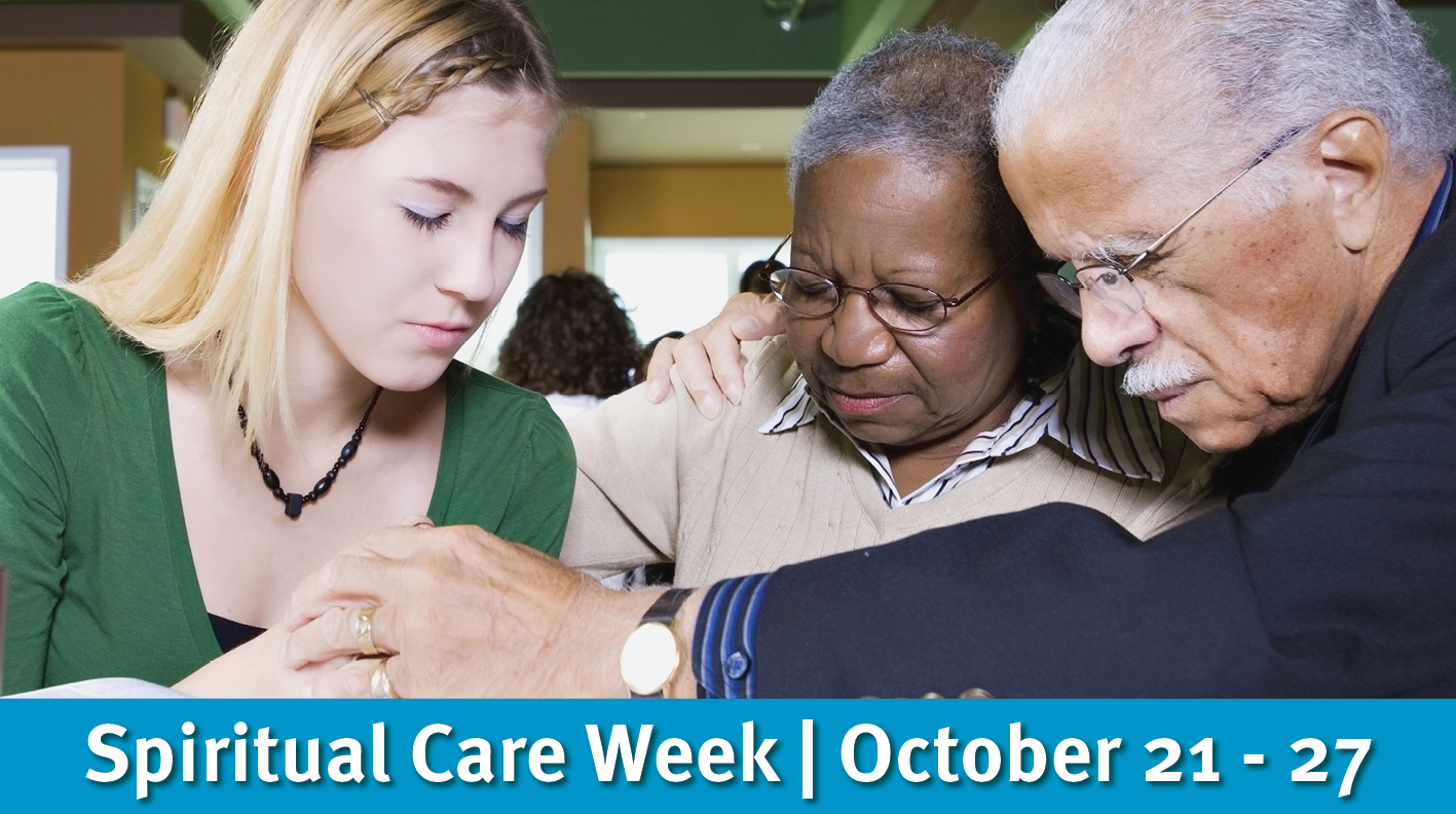 Recognizing Our Chaplains During Spiritual Care Week