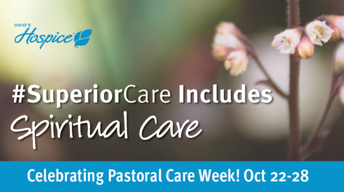 Recognizing Our Chaplains During Pastoral Care Week