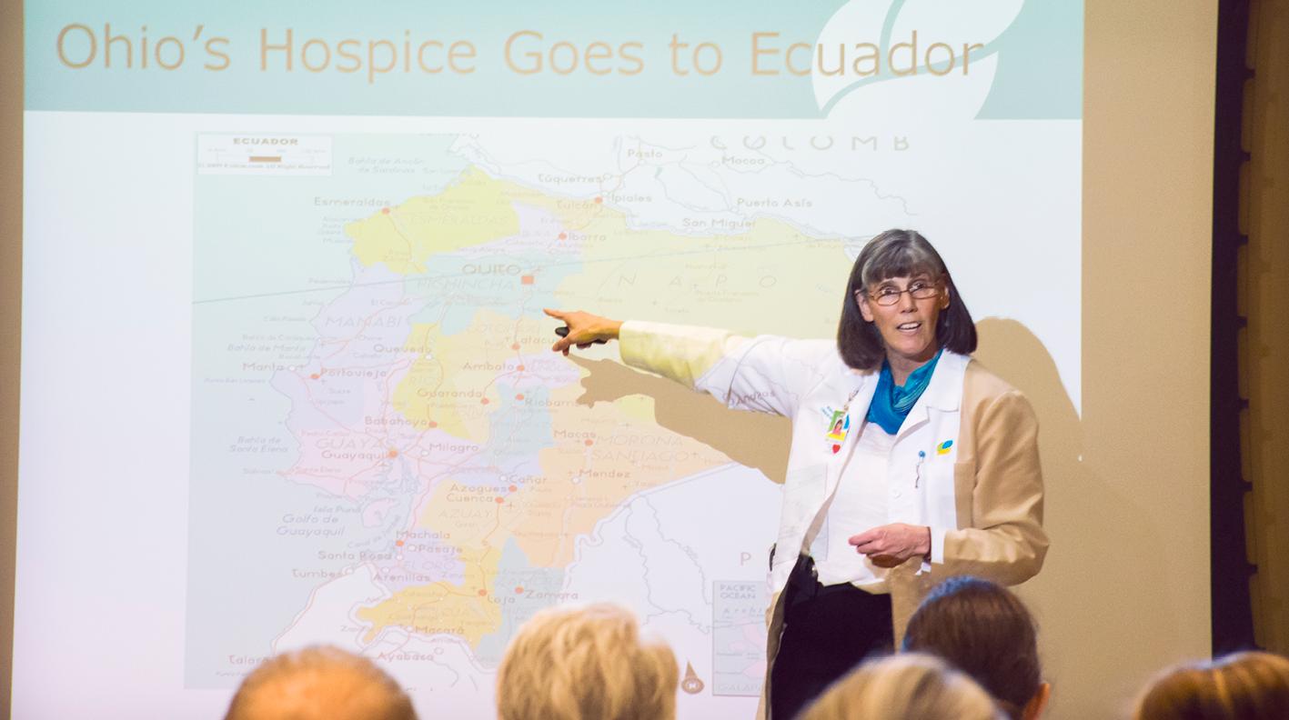 Participants For Next Ecuadorian Expedition Announced
