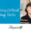 Cultivating Critical Thinking Skills In Nursing