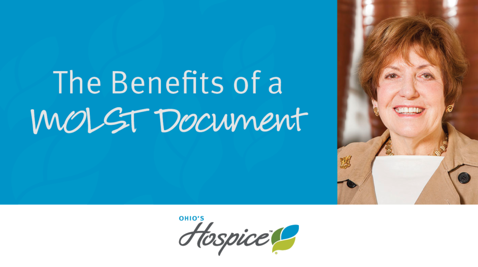 The Benefits Of A MOLST Document
