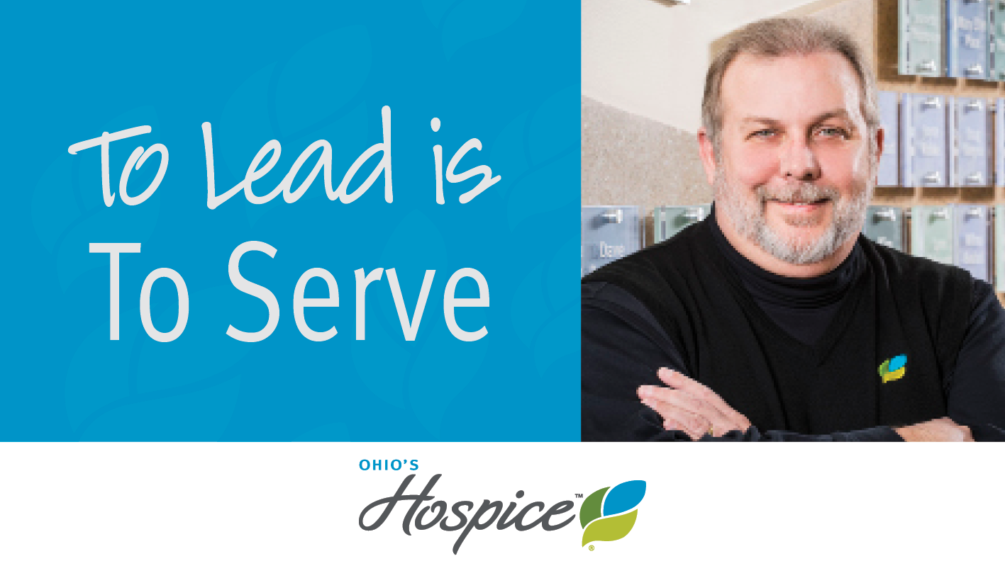 To Lead Is To Serve