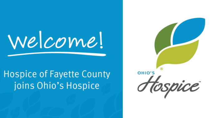 Hospice Of Fayette County Joins Ohio's Hospice Strategic Partnership