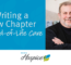 Writing A New Chapter For End-of-Life Care