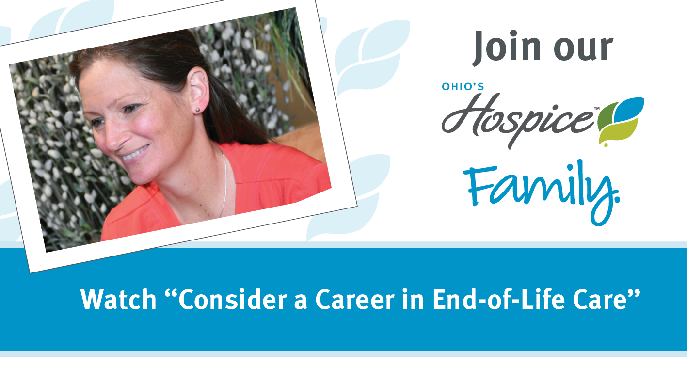 Consider A Career In End-of-Life Care