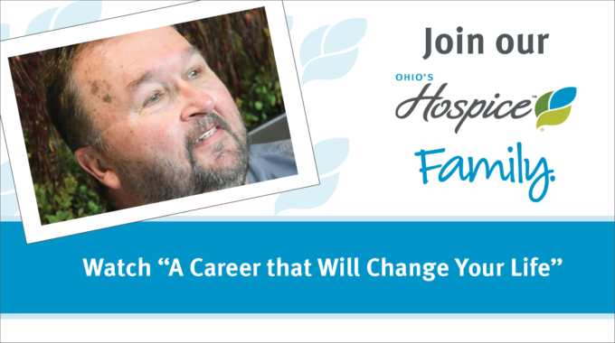 A Career That Will Change Your Life