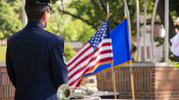 Thank You For Joining Us At Our Fallen Heroes Ceremony
