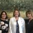 Dana Weatherspoon, SpringMeade Health Center Director Of Nursing; Holly Long, ICS Palliative Care APN; And Kathie Schlereth, Koester Pavilion Director Of Nursing.