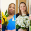 Bouquet Of Recognition Award Recipients