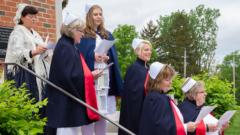 Nursing Honor Guard Ceremony