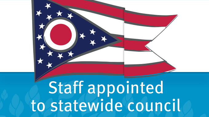 Staff Appointed To Statewide Council