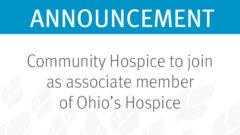 Ohio's Hospice Community Hospice Joins
