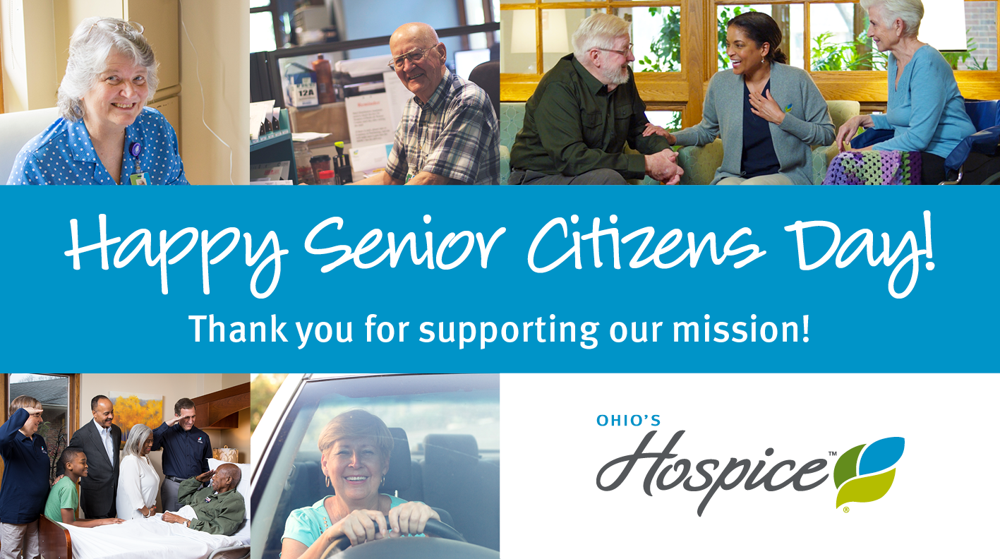 Senior Citizens Make An Impact On Our Mission