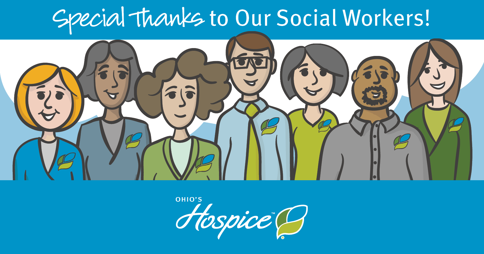 Social Workers Make A Difference In The Lives Of Our Patients And Families