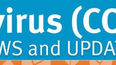 Coronavirus (COVIS-19) News and Updates
