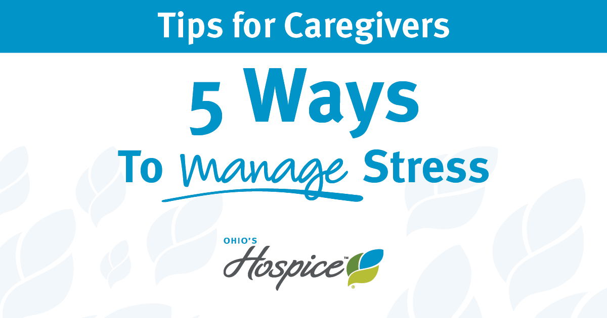 Tips For Caregivers: Managing Anxiety During COVID-19