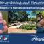 American Pride Pinning Ceremony Memorial Day