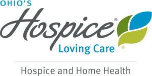 Ohio's Hospice Loving Care Logo