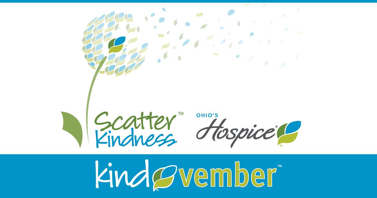 Kindvember™: Scatter Kindness™ During November