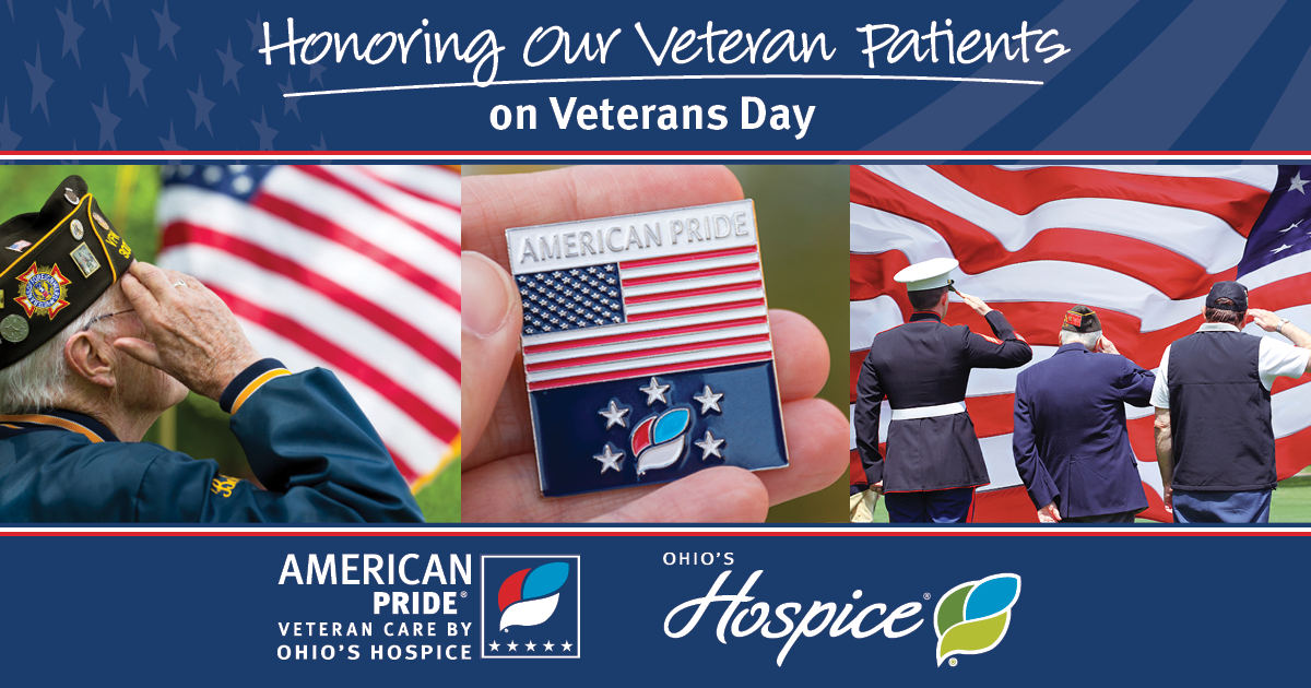 Honoring Our Veteran Patients On Veterans Day