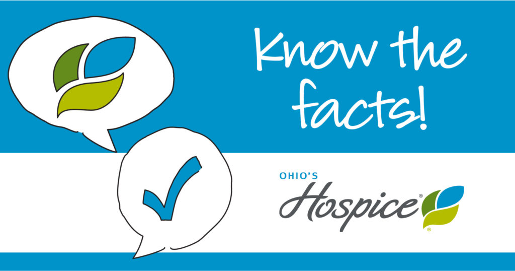 Know the facts! Ohio's Hospice