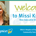 Welcome to Missi Knisley; New Executive Director of Community Care Hospice and Ohio's Hospice of Fayette County!