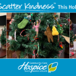 Volunteers Scatter Kindness This Holiday Season!