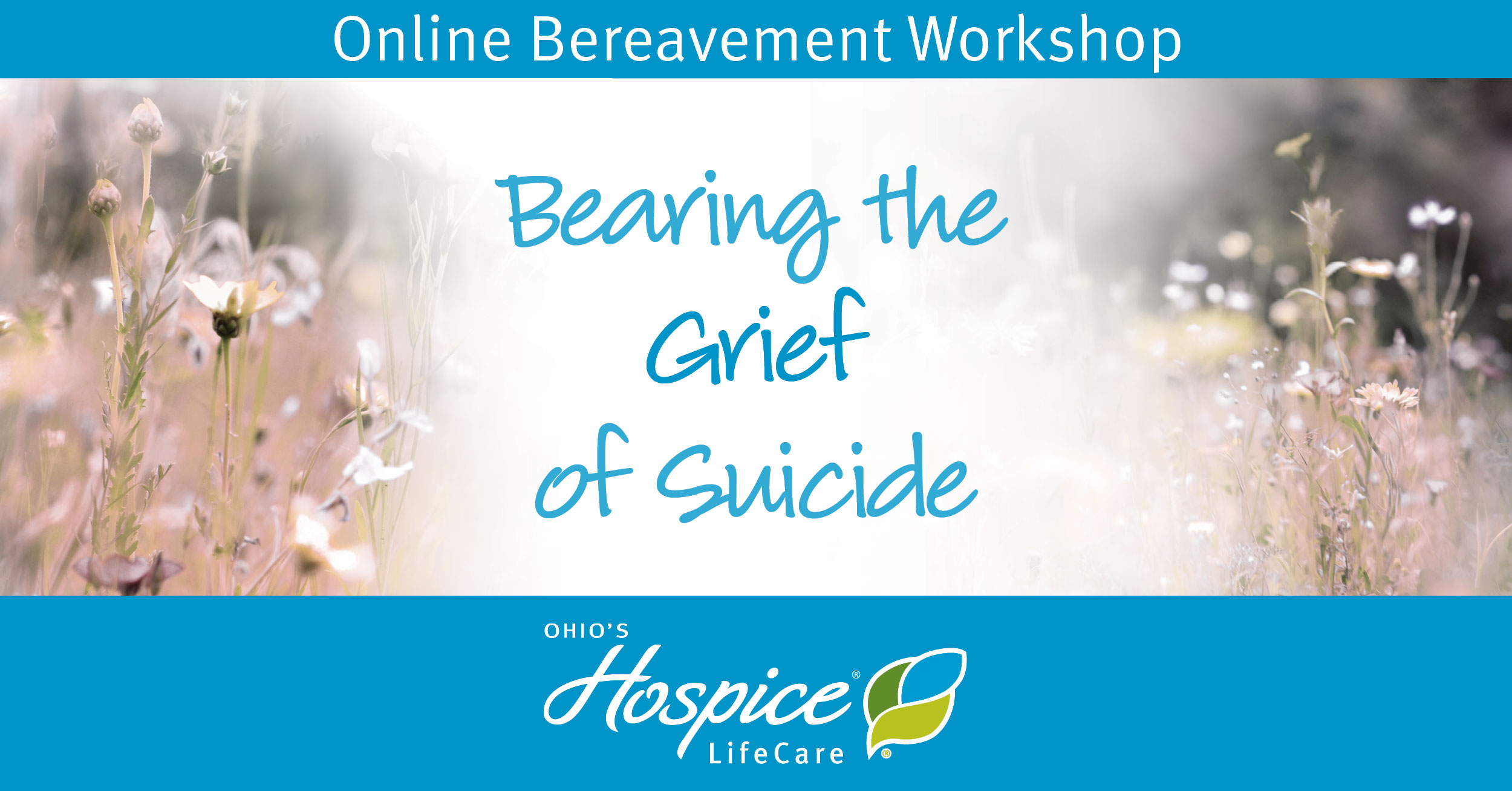 Bearing the Grief of Suicide