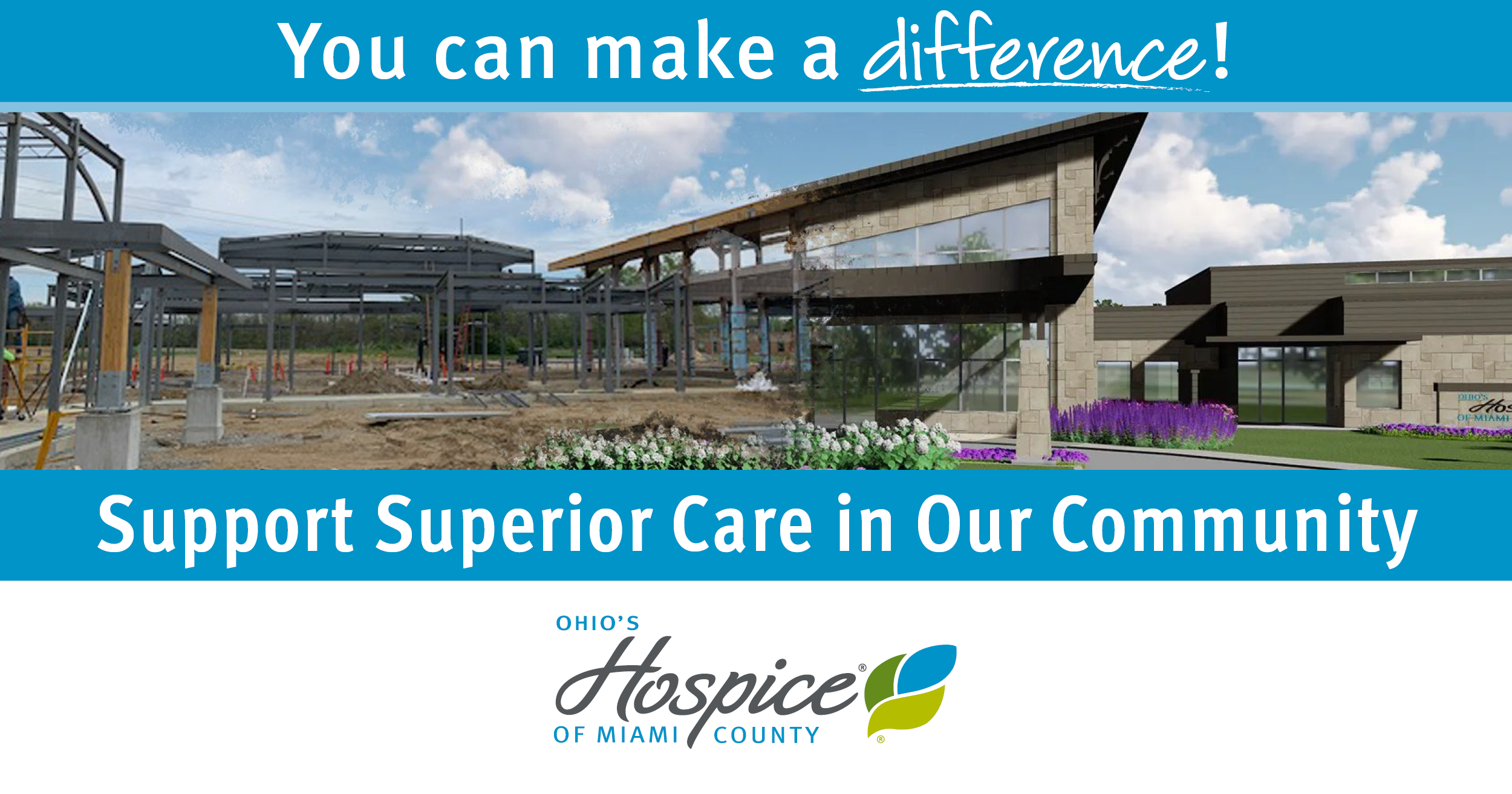 Ohio's Hospice Of Miami County Launches $2 Million Phase Of Building Campaign For Hospice House