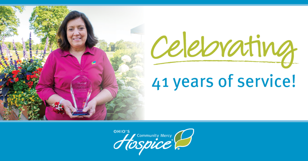 Celebrating 41 years of service!
