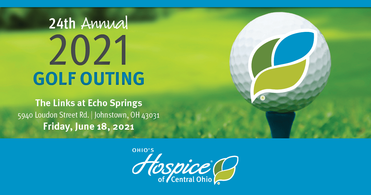 24th Annual 2021 Golf Outing - Ohio's Hospice of Central Ohio