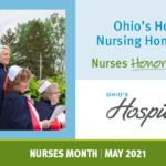 Ohio's Hospice Nursing Honor Guard : Nurses Honoring Nurses