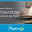 Pathways Of Hope: Remembering Loved Ones Through Memorials And Rituals - Ohio's Hospice