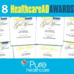8 Healthcare Ad Awards