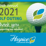 Thank you for supporting our mission at the 2021 Golf Outing! - Ohio's Hospice of Central Ohio