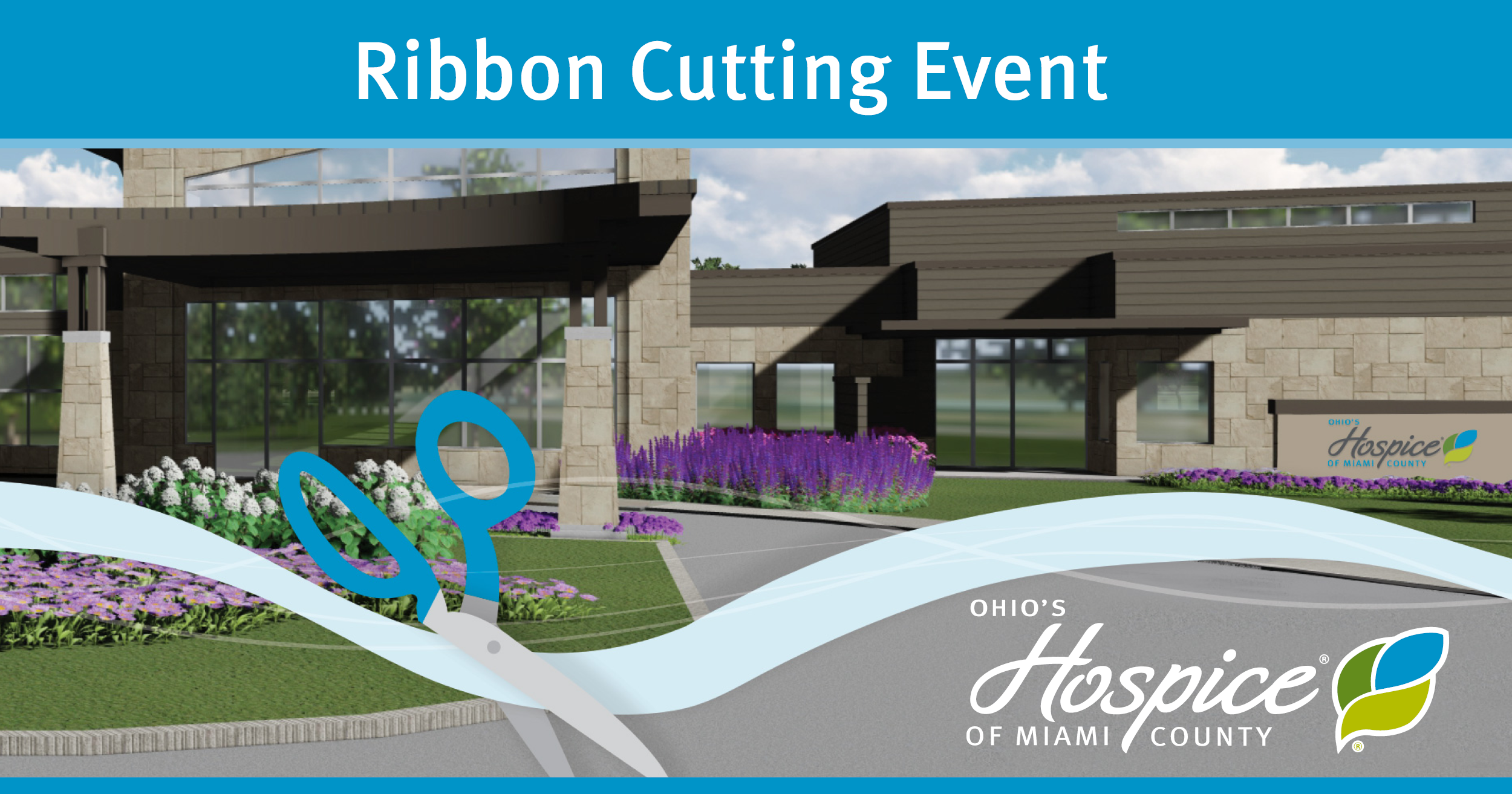 Ohio's Hospice Of Miami County Unveils State-of-the-Art Hospice House At Ribbon Cutting Event