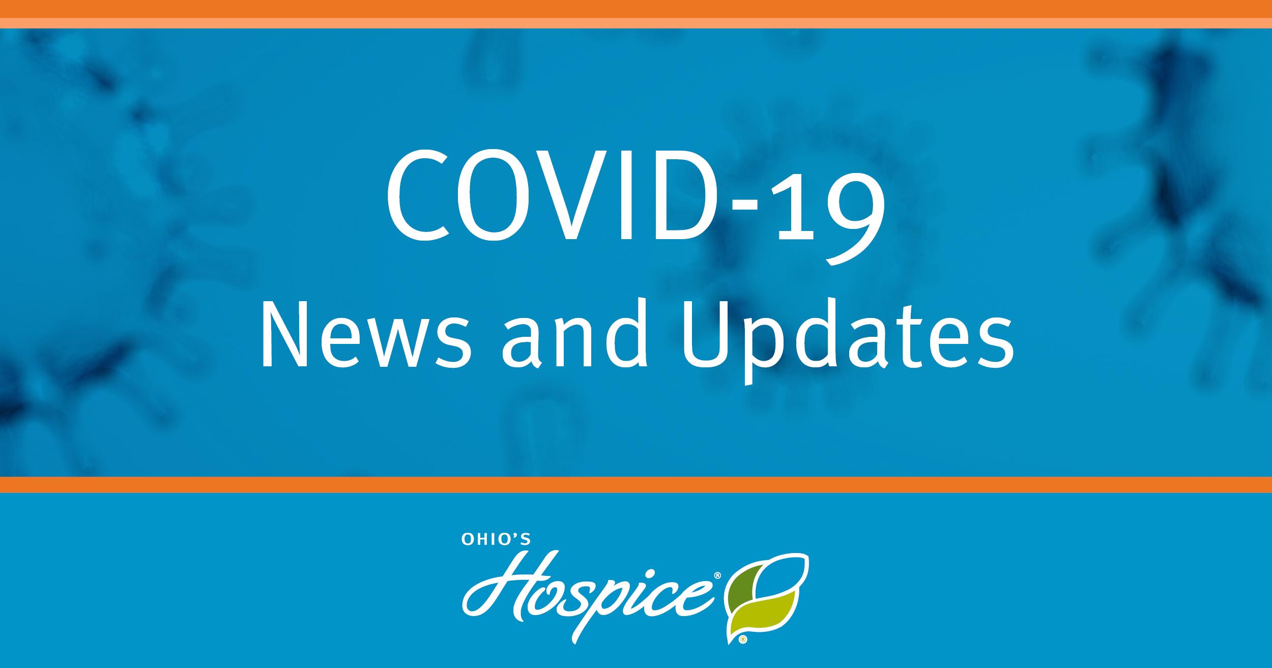 Ohio's Hospice COVID 19 Update